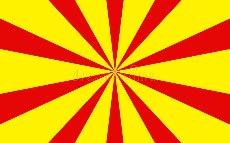Red yellow rays background image royalty free stock photo