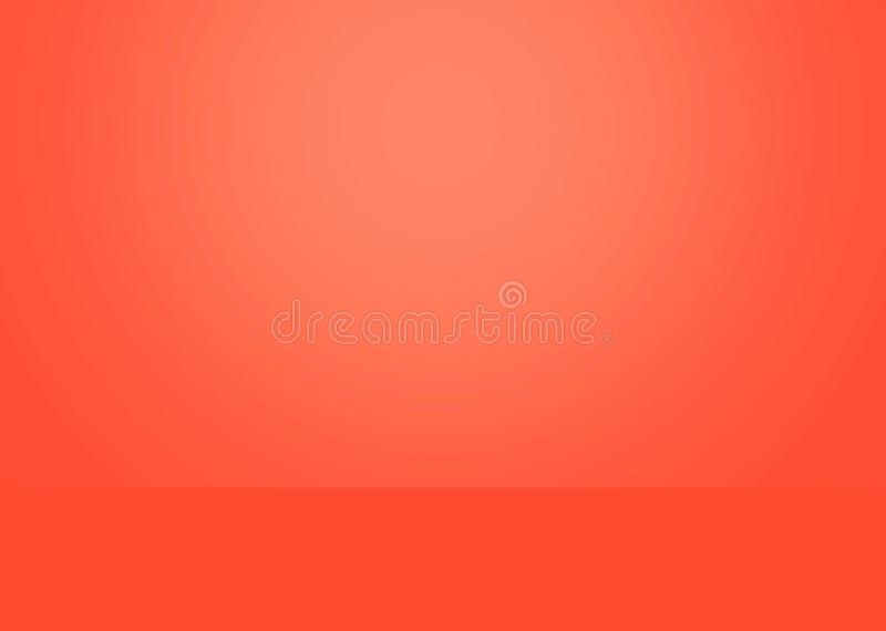 Red and yellow-red mesh abstract gradient vector background. Orang and yellow-orange mesh abstract gradient vector background.. Red and Orange-red mesh abstract vector illustration