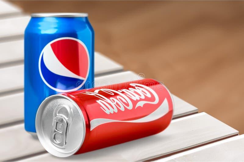 Redaktionelle Getränke lizenzfreies stockbild
