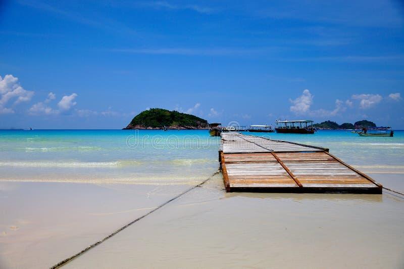 Redang-Insel stockbild