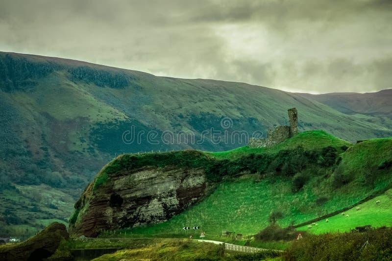 Redbay, Antrim ακτή, Ιρλανδία στοκ φωτογραφία με δικαίωμα ελεύθερης χρήσης