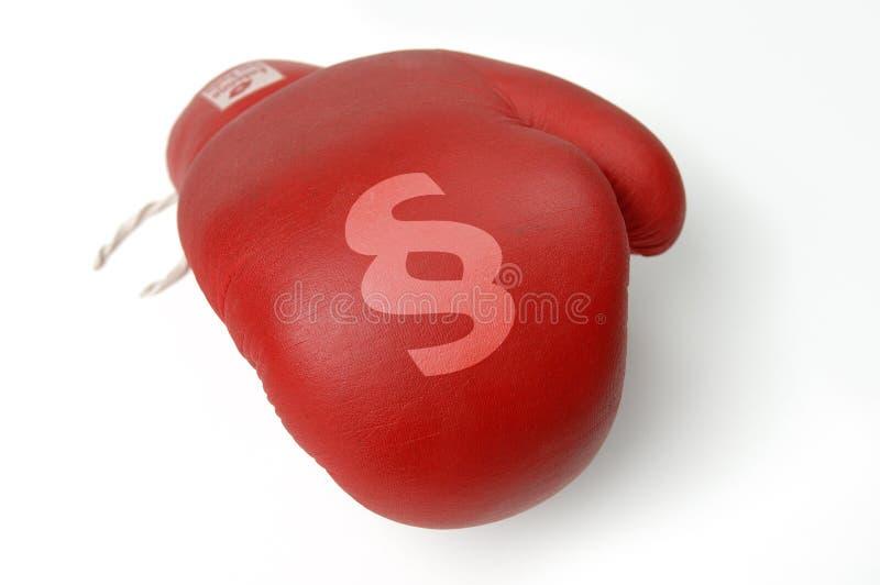 Download Redboxin Glove Royalty Free Stock Image - Image: 25705466