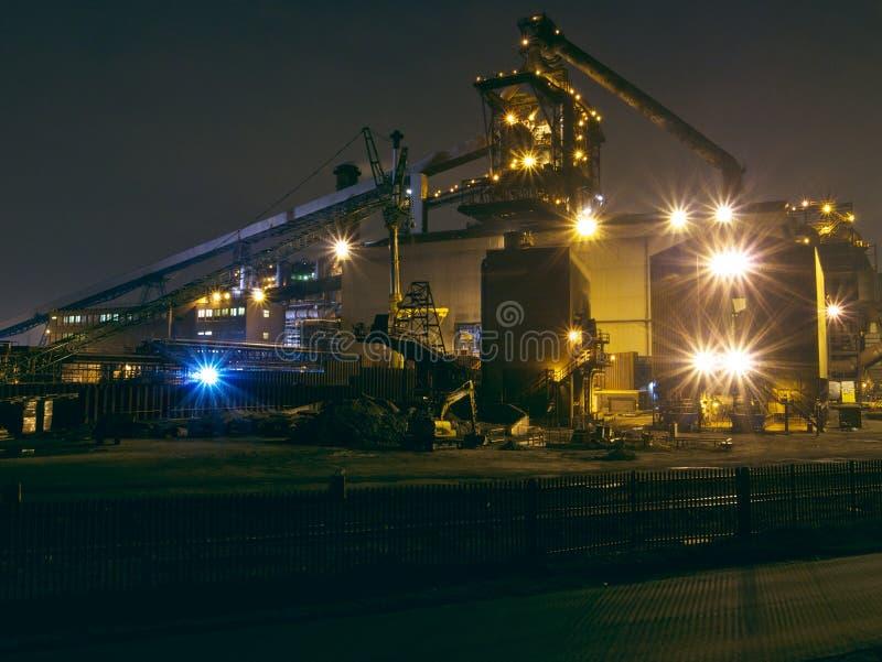 Download Redcar Steel Making Blast Furnace. SSI Royalty Free Stock Images - Image: 24192439