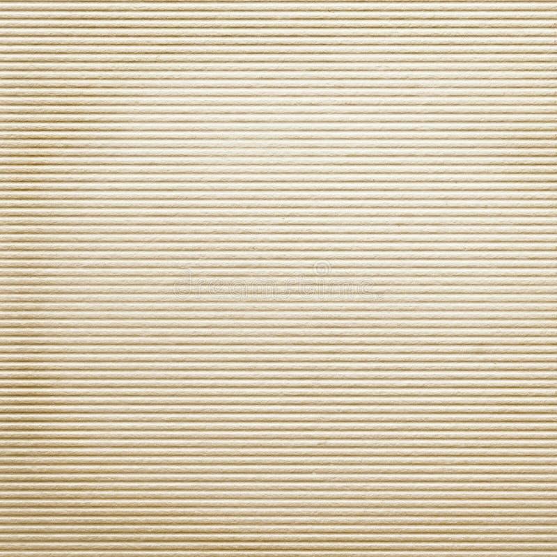 Reddish brown paper with stripe stock photo