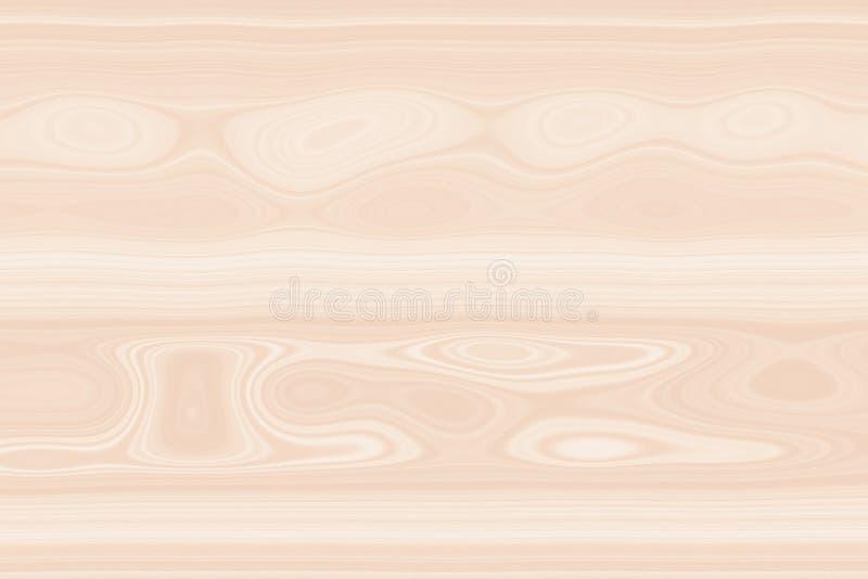 Reddish brown wood background pattern,  old surface stock illustration
