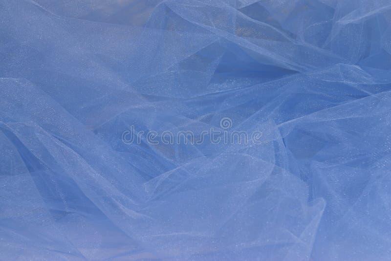 Rede Azul Fotos de Stock Royalty Free