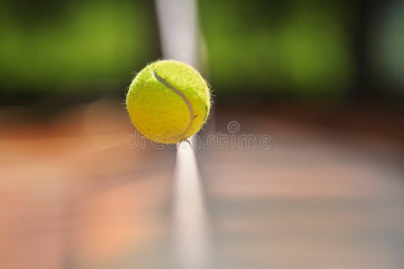 Rede da bola de tênis ilustração do vetor
