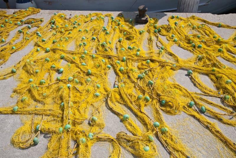 Rede de pesca fotos de stock royalty free