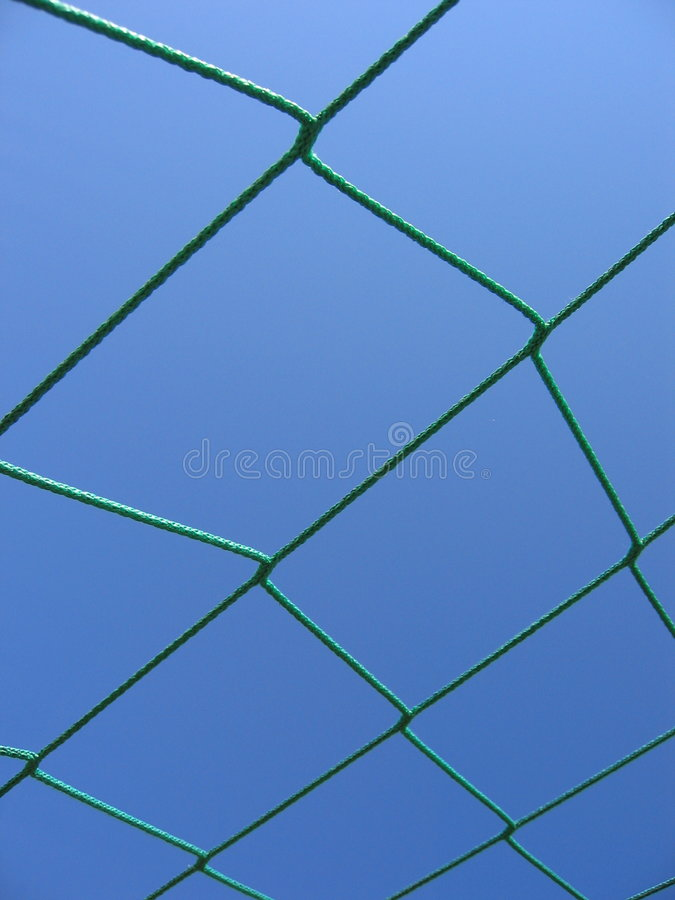 Rede Verde Imagens de Stock Royalty Free