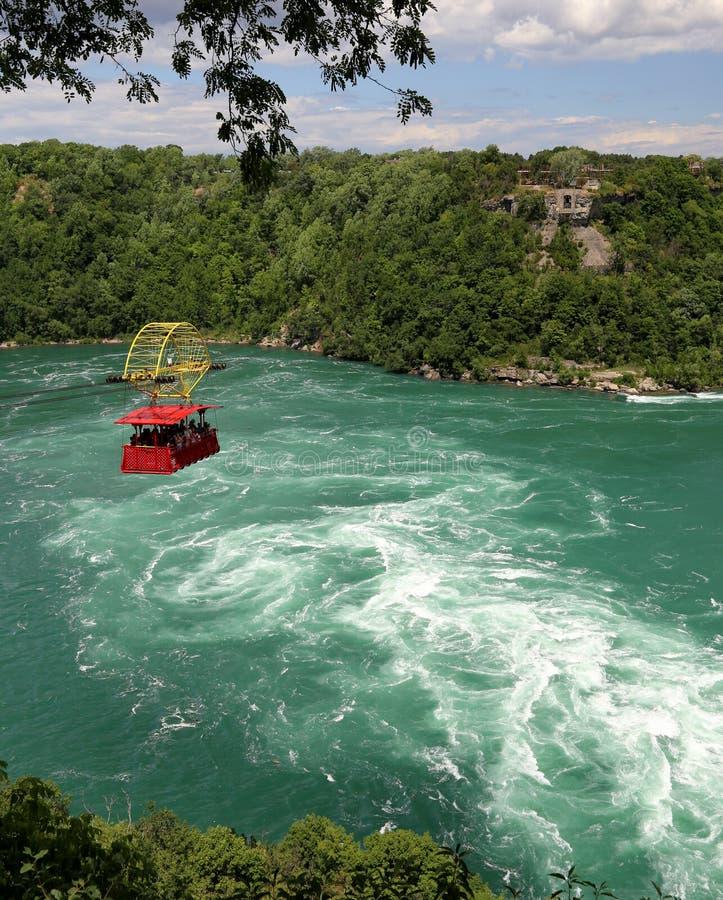 Redemoinho de Niagara imagens de stock royalty free