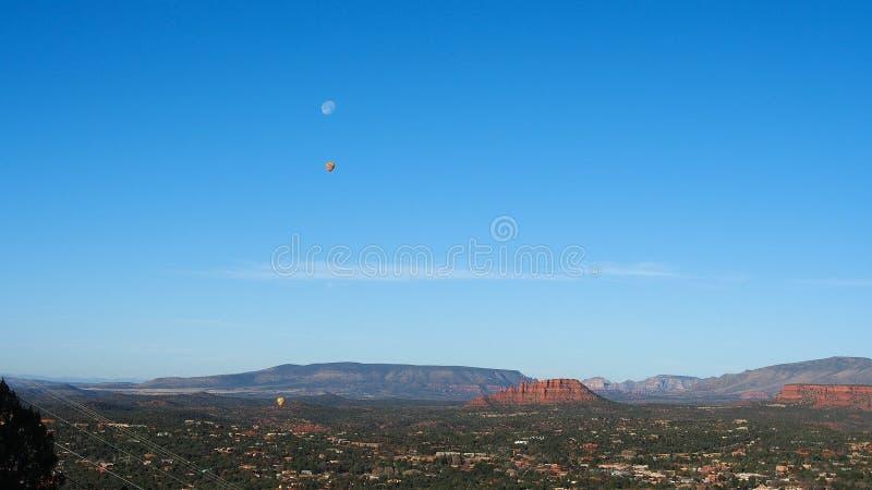 Redemoinho de Sedona, o Arizona imagens de stock