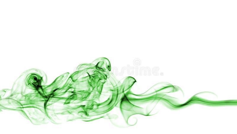 Redemoinho do fumo fotografia de stock royalty free