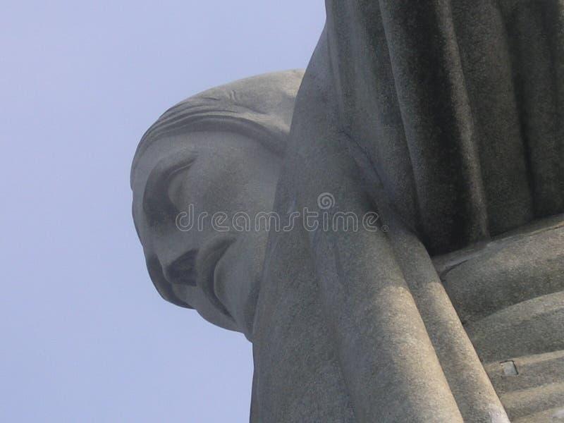 redentor Ρίο s της Βραζιλίας στοκ φωτογραφίες με δικαίωμα ελεύθερης χρήσης