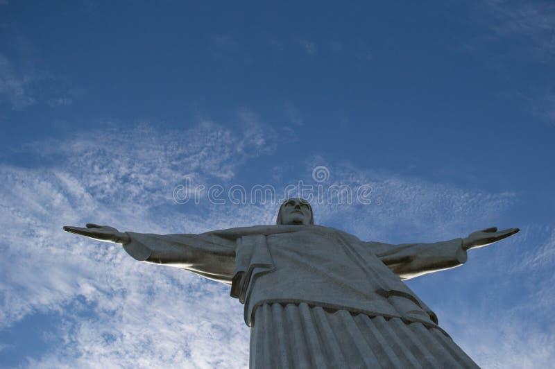 Redentor de Cristo, en toda su majestad fotos de archivo
