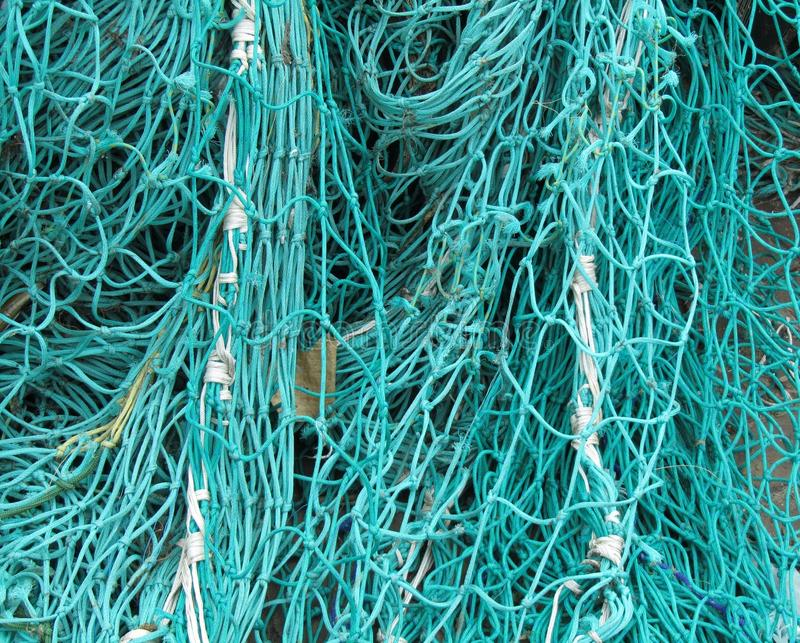 Redes de pesca fotos de stock royalty free