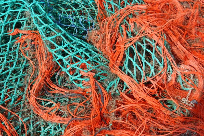 redes de pesca POV