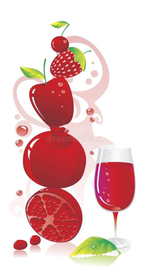 redfruit ilustracji