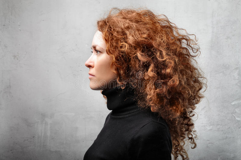 Download Redhead stock photo. Image of adult, beautiful, feamle - 13683174