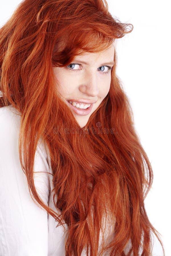 redhead στοκ εικόνες