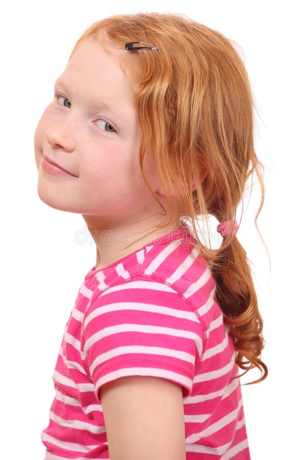 Download Redhead stock photo. Image of expression, human, look - 22389038