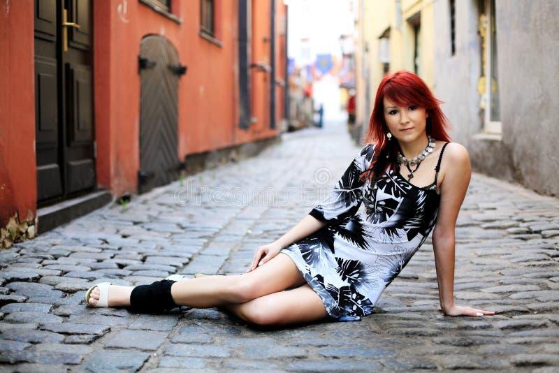 redhead στοκ φωτογραφίες