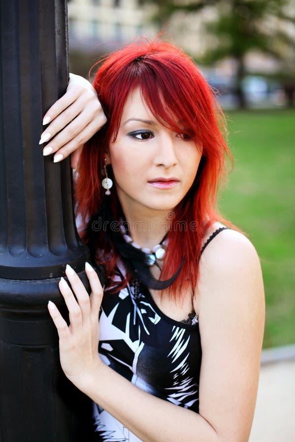 redhead στοκ εικόνες με δικαίωμα ελεύθερης χρήσης