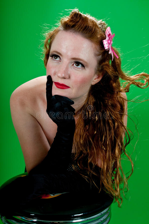 Redhead glamor gallery