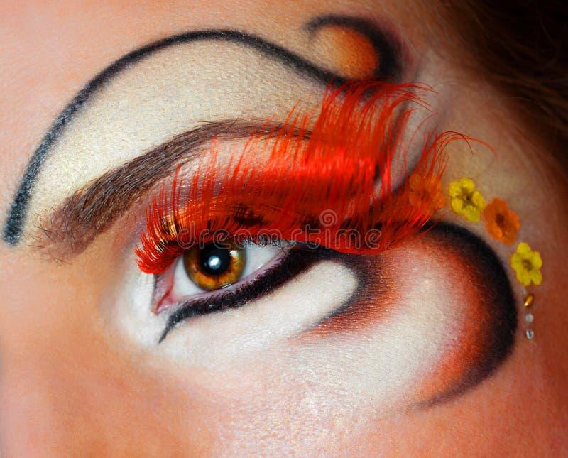 Download Redheadschönheit stockfoto. Bild von brunette, mädchen - 26367584