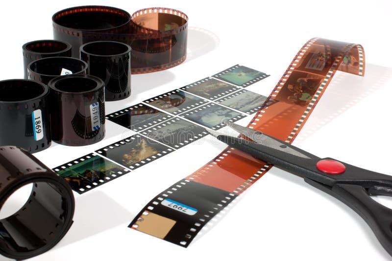 redigera videoen arkivbilder