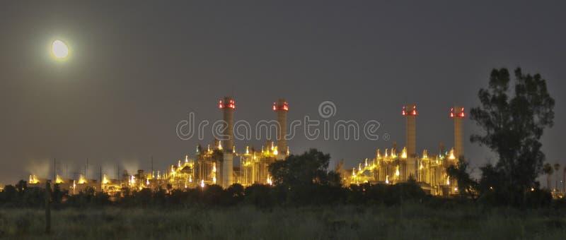 REDLANDS, CA - Edison Mountainview Power Plant stock photo