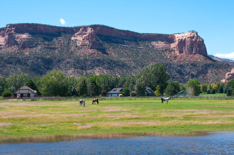 Redlands, Grand Junction stock photo
