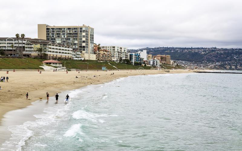 Redondo Beach, la Californie, Etats-Unis d'Amérique, Amérique du Nord photographie stock