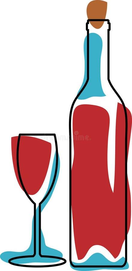redredwine stock illustrationer