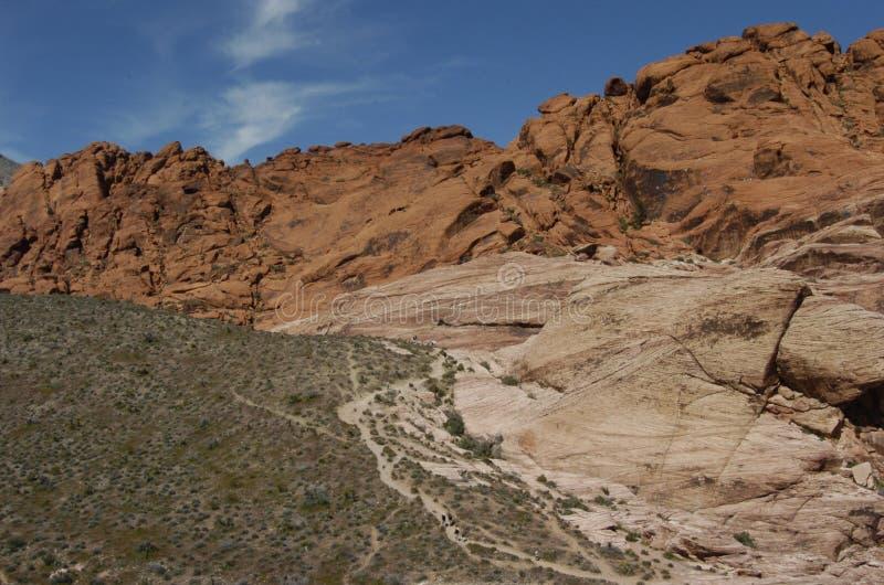 Download Redrock för 2 kanjon arkivfoto. Bild av berg, semester - 517914