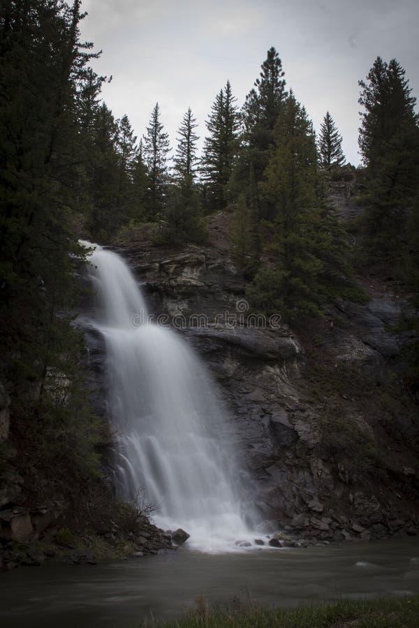 Redstone-Wasserfall lizenzfreie stockbilder
