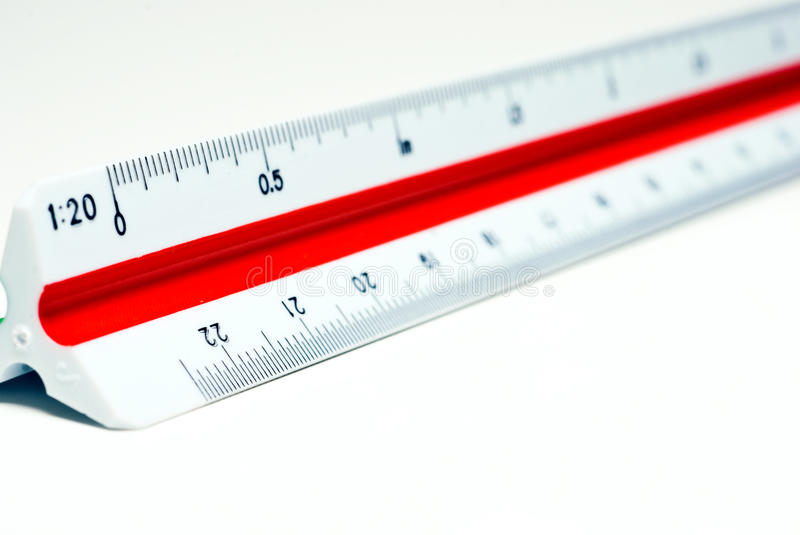 Download Reduction scale ruler stock image. Image of foots, carpenter - 12027041