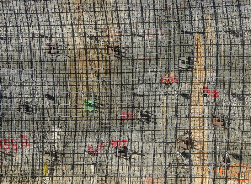 Download Reebar vägg arkivfoto. Bild av arbete, industri, bygger - 522448