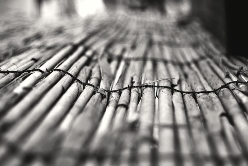 Reed and wire background stock photos