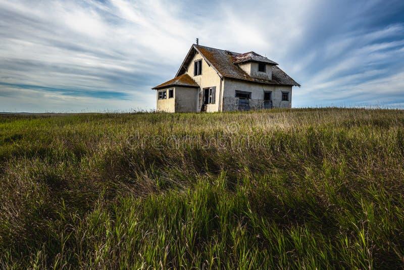 Reeder, Dakota del Norte fotografía de archivo libre de regalías