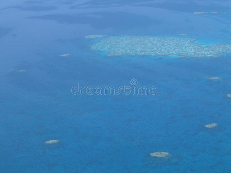 Download Reef From The Air Stock Photo - Image: 12292060