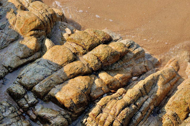 Download Reef in grid by sea stock image. Image of stone, ocean - 26790021