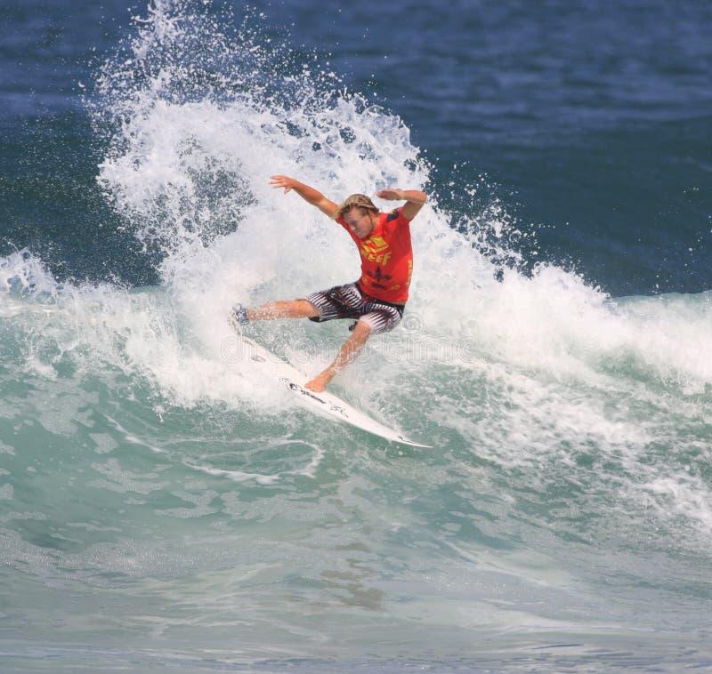 Download Reef Hawaiian Pro 2008 Editorial Stock Photo - Image: 7124323