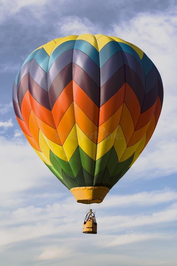 Reeks 05 van de Ballon van de hete Lucht stock afbeelding