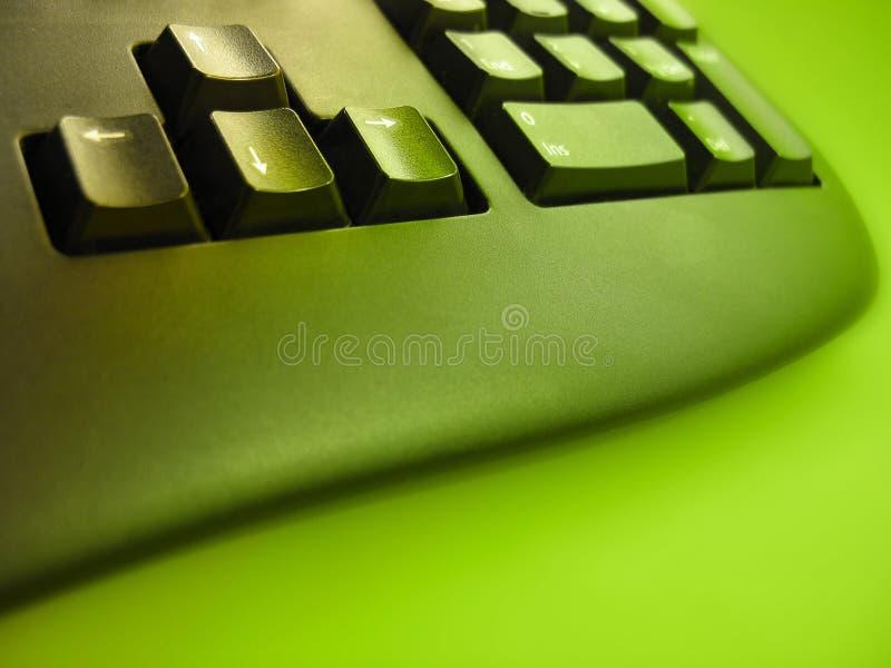 Reeks 1 van technologie stock afbeelding
