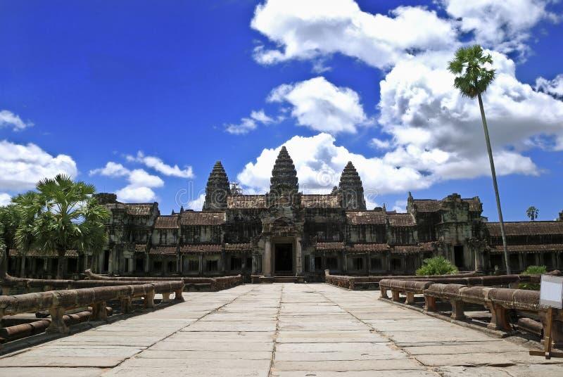 Reeks 15 van Wat van Angkor stock fotografie