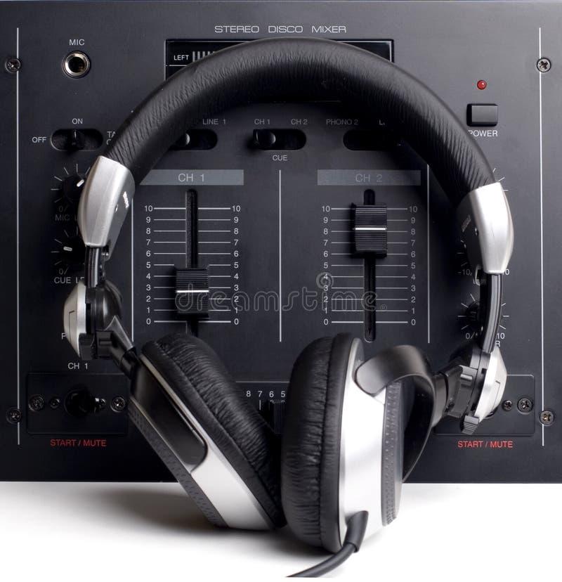 Reeks 2 van DJ stock foto's