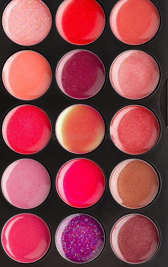 Download Reeks lipglossen stock foto. Afbeelding bestaande uit toebehoren - 39107650