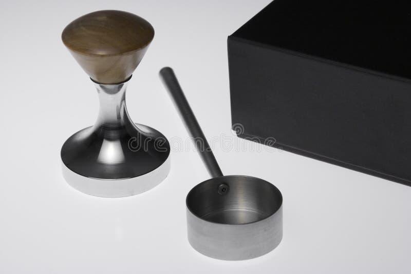 Reeks voor koffie stock fotografie