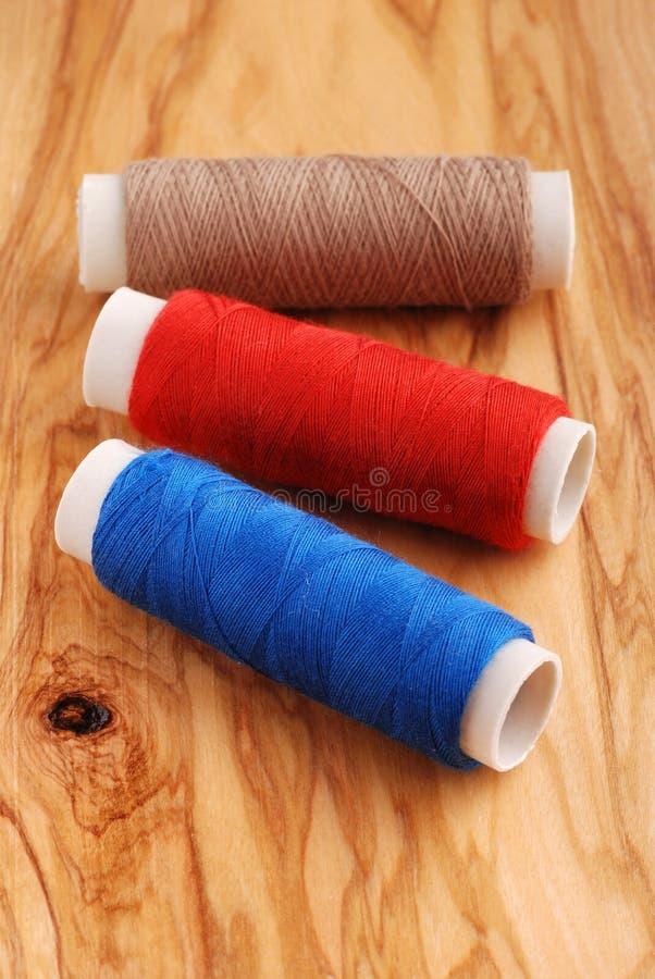 Download Reels of cotton stock image. Image of reel, needlework - 25242845
