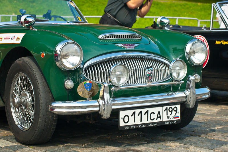 Download Reen Austin Healey 3000 Mk II (1962) Editorial Photography - Image: 18567957